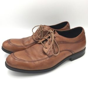 Rockport Soft Brown Leather Oxford Shoes